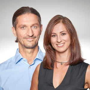 Julia & Reinhard Burits